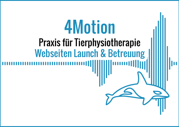 4Motion Physio - Webseiten Launch & Betreuung