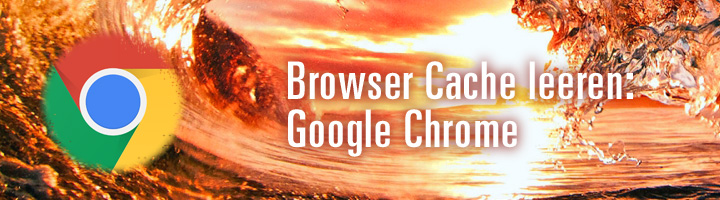 Browser Cache leeren Google Chrome