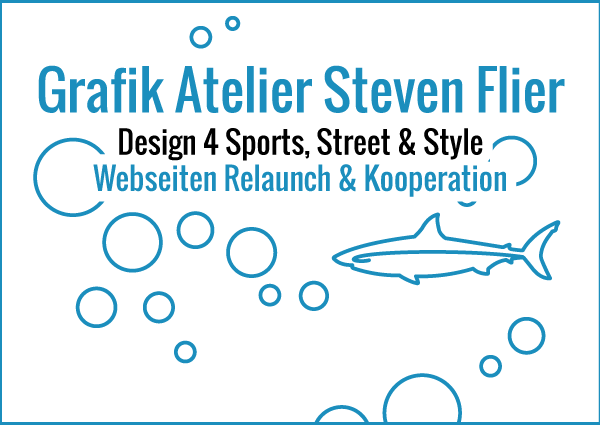 Grafik Atelier Steven Flier - Webseiten Relaunch & Kooperation