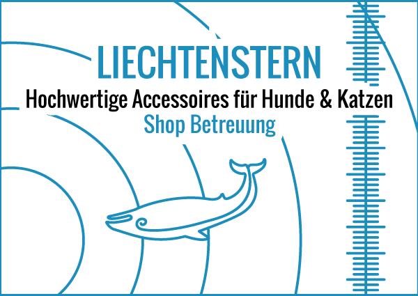 LIECHTENSTERN - Shop Betreuung