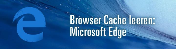 Browser Cache leeren Microsoft Edge